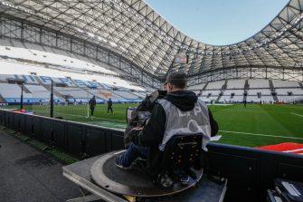 Stade Vélodrome, OM télévision