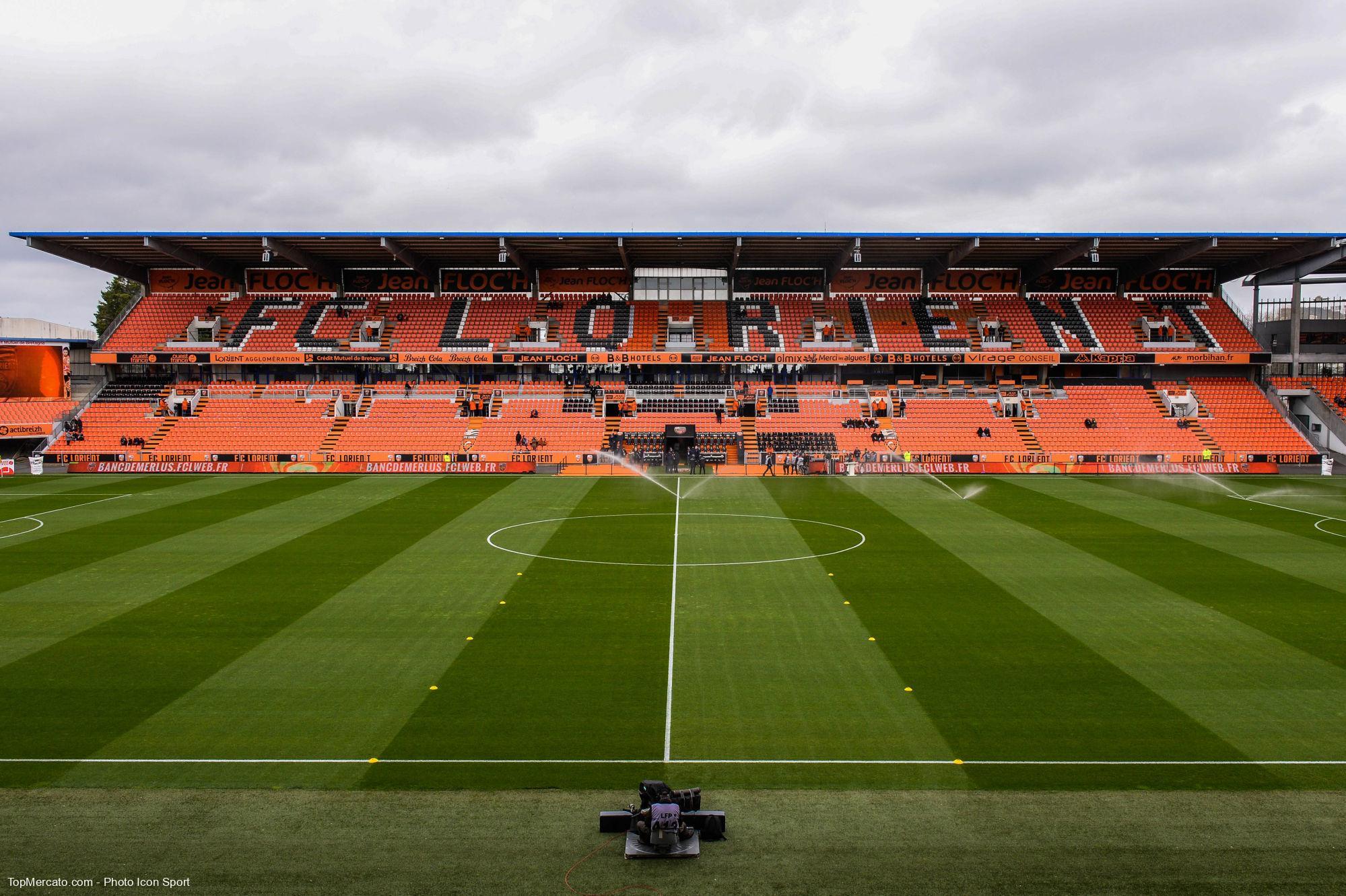 Stade du Moustoir, Lorient