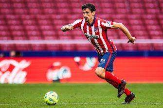 Stefan Savic, Atletico Madrid