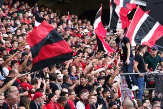 Supporters Stade Rennais, Rennes, illustration