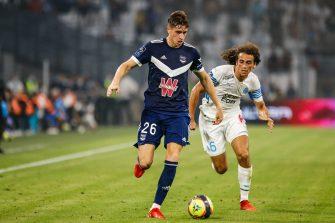 Toma Basic, match FCGB Bordeaux - OM Marseille