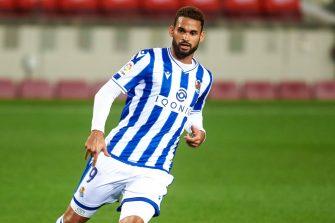 Willian José, Real Sociedad