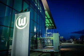 Wolfsbourg, Wolfsburg, illustration, Volkswagen Arena