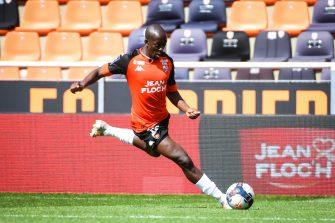 Yoane Wissa, FC Lorient