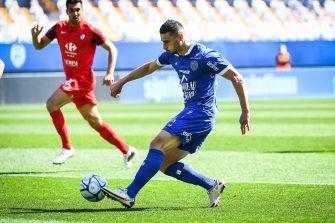 Yoann Touzghar, ESTAC