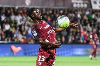 Ablie Jallow, FC Metz, Metz