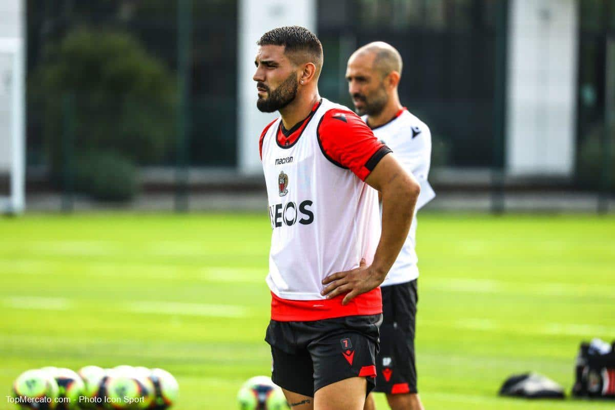Andy Delort, OGCN
