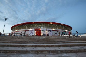 Antalya Arena, Antalyaspor illustration
