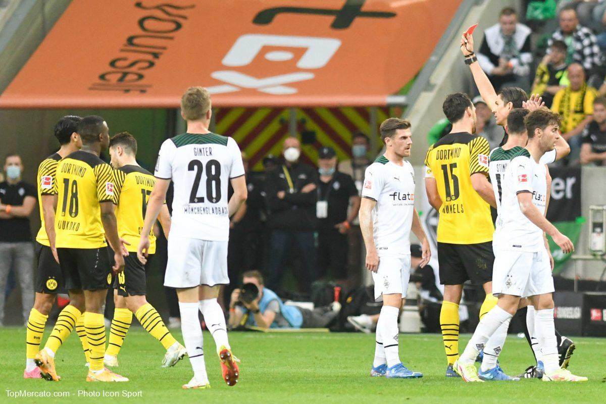 Borussia Mönchengladbach-Borussia Dortmund