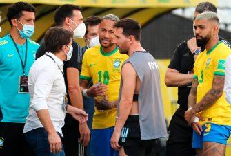 Brésil-Argentine, Coupe du monde 2022