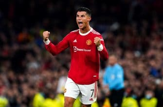 Cristiano Ronaldo, Manchester United-Villarreal