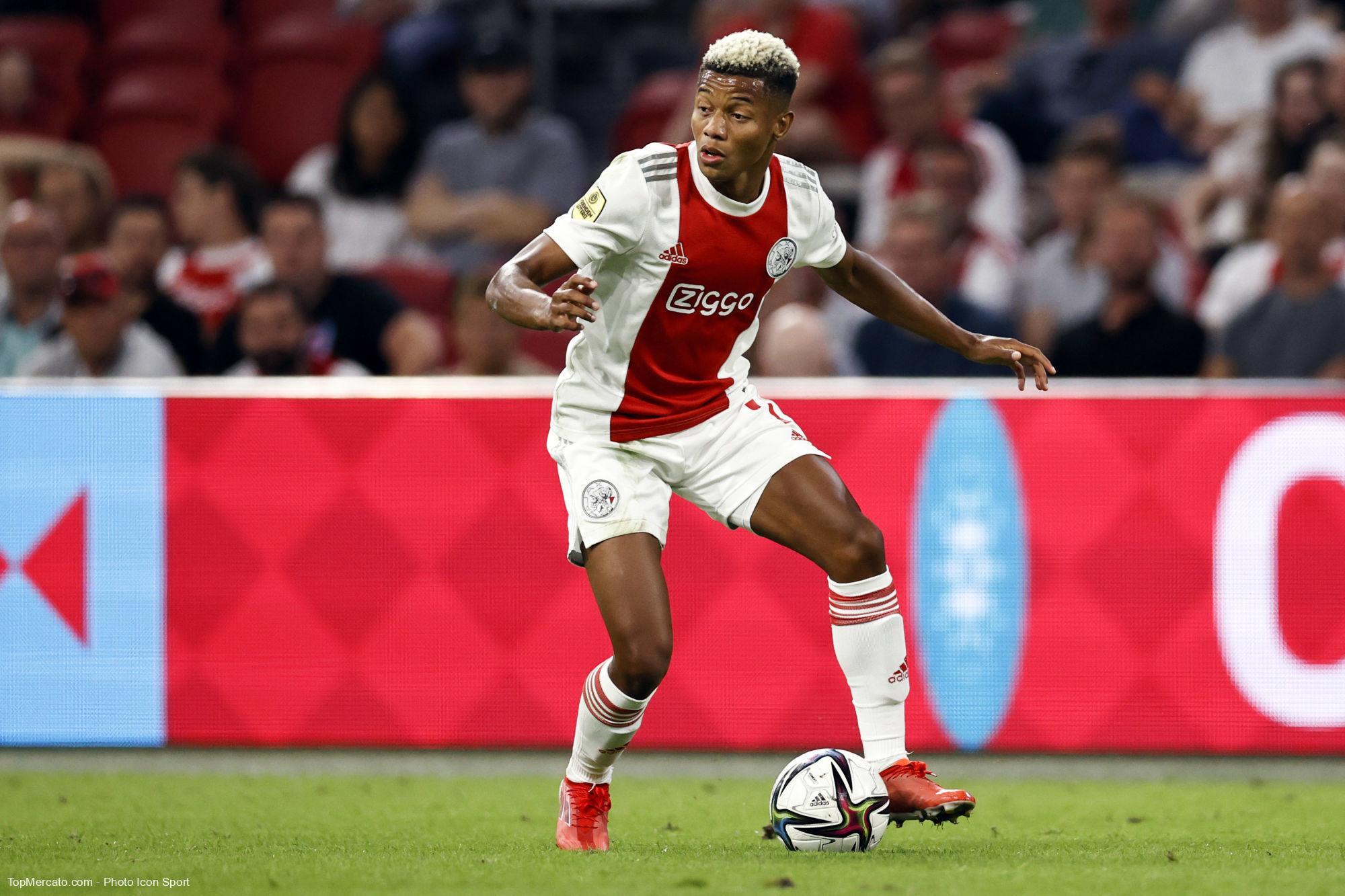 David Neres, Ajax Amsterdam
