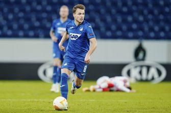 Dennis Geiger, Hoffenheim, TSG