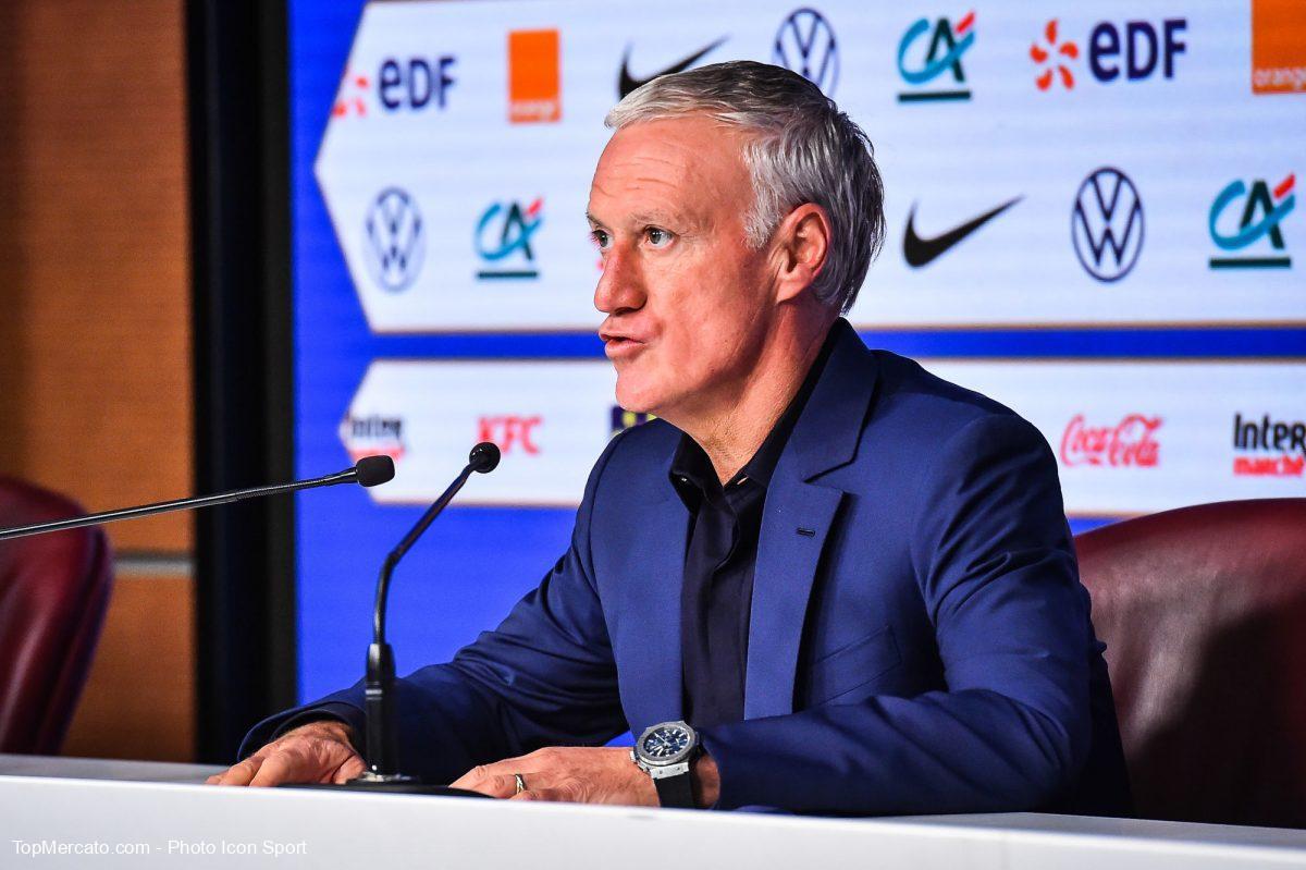 Didier Deschamps, France, Equipe de France