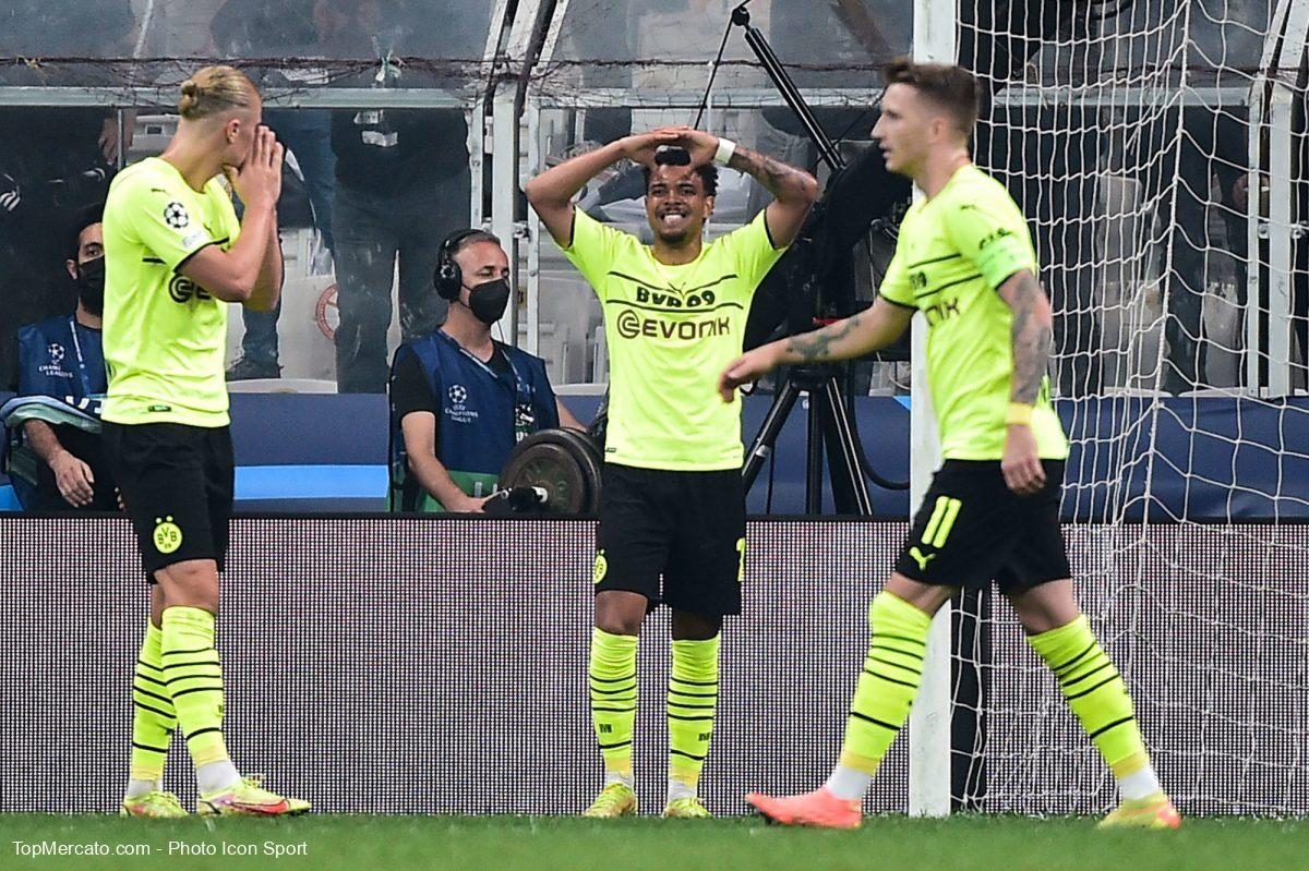 Erling Haaland, Besiktas-Borussia Dortmund