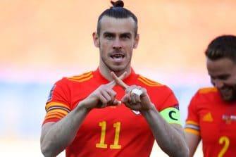 Gareth Bale, Biélorussie-Pays de Galles
