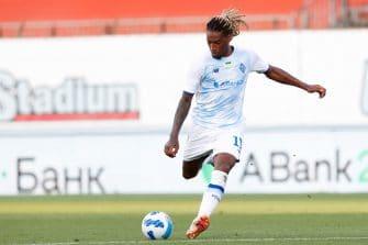 Gerson Rodrigues, Dynamo Kiev