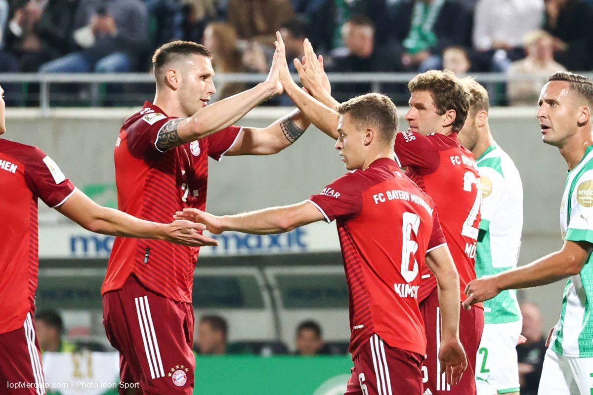 Greuther Fürth-Bayern Munich