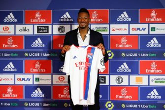 Jerome Boateng OL Lyon