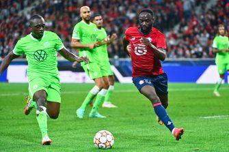 Jonathan Ikoné, LOSC-Wolfsburg