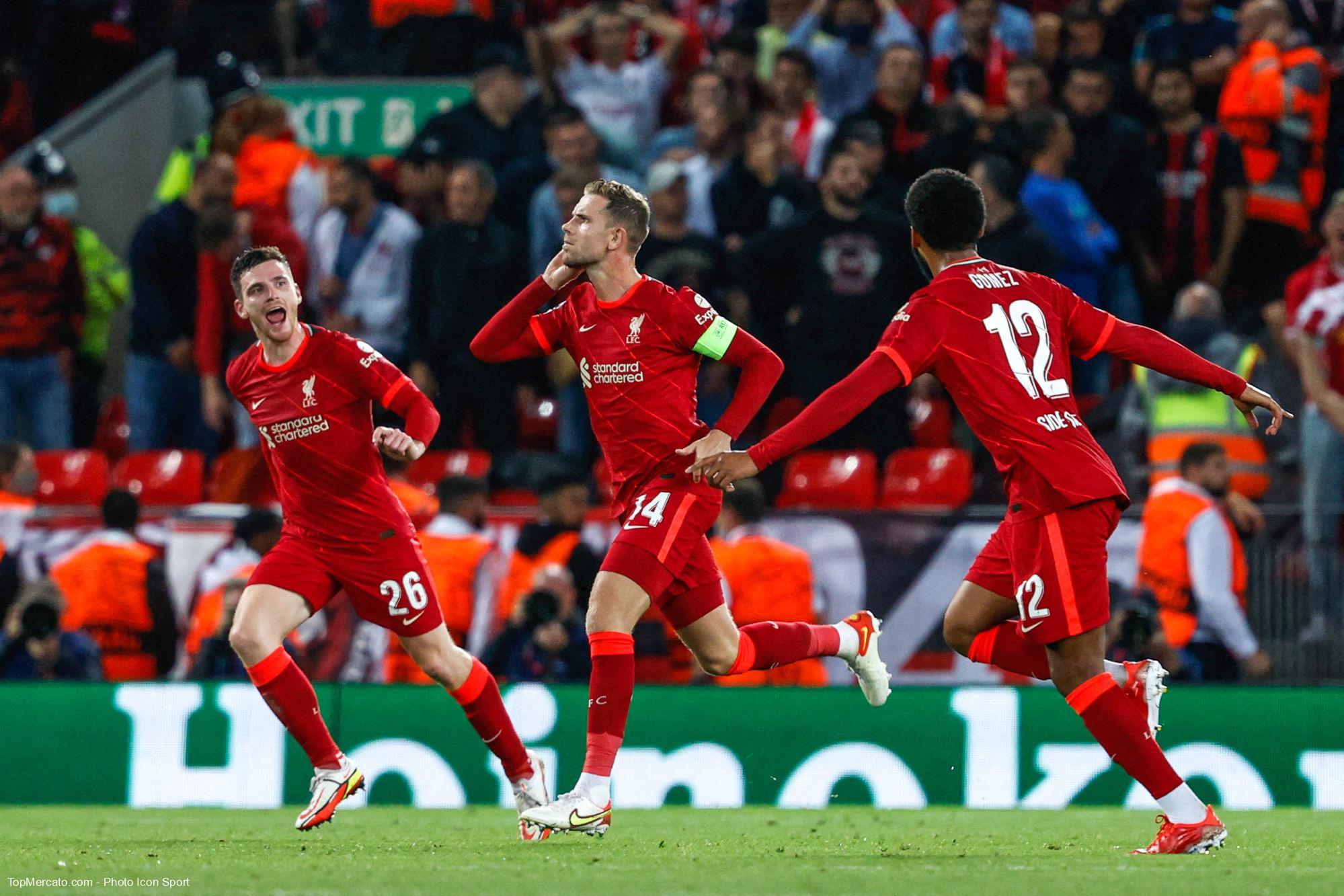 Jordan Henderson, Liverpool-Milan AC