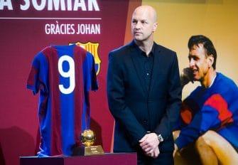 Jordi Cruyff, FC Barcelone, Barça