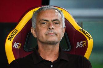 José Mourinho, AS Rome, Roma