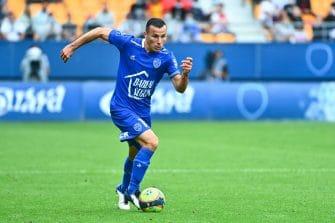 Karim Azamoum, Troyes, ESTAC