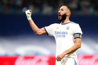 Karim Benzema, Real Madrid-Celta Vigo