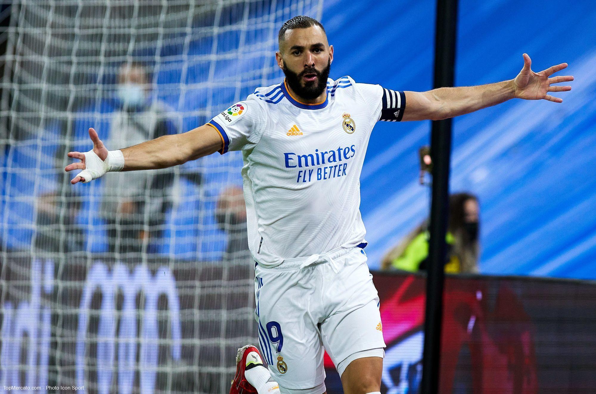 Karim Benzema, Real Madrid-Majorque