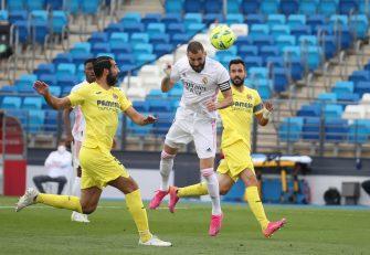 Karim Benzema, Real Madrid - Villarreal