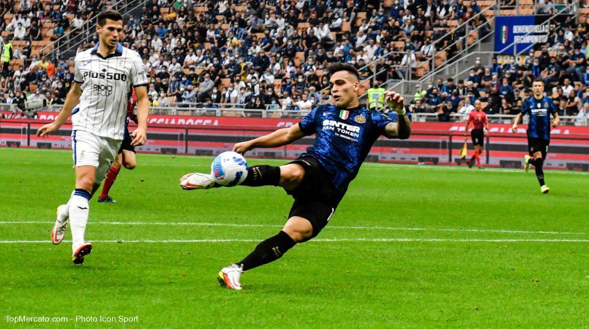 Lautaro Martinez, Inter Milan-Atalanta Bergame