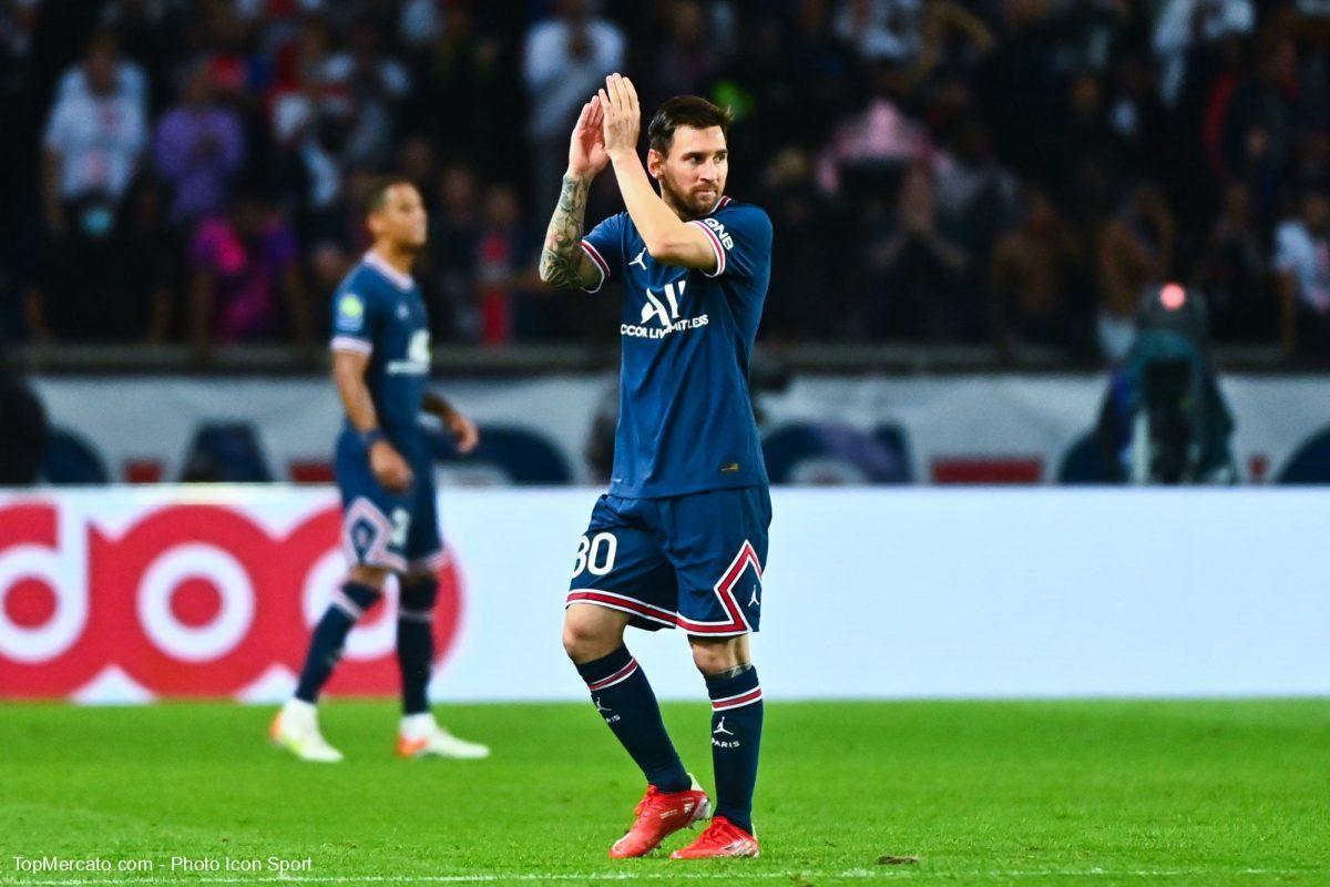 Lionel Messi, PSG, Paris