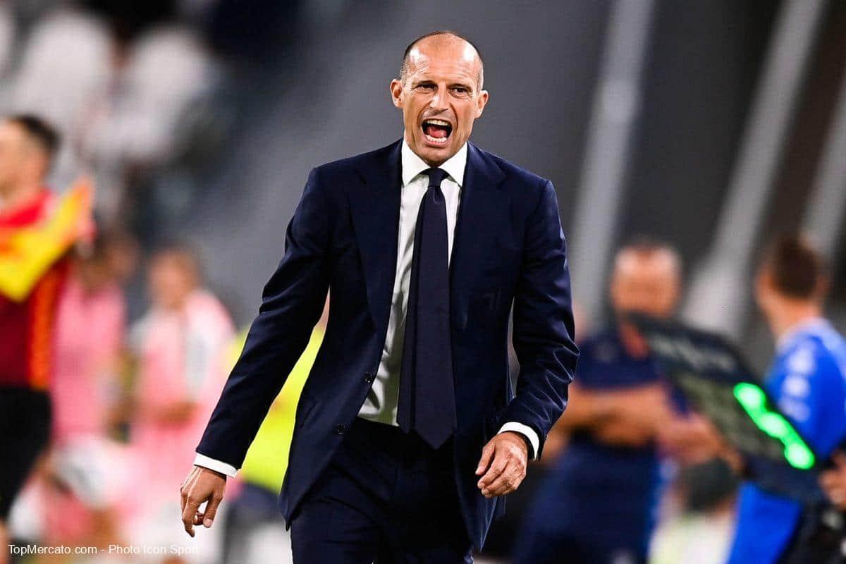 Massimiliano Allegri, Juventus Turin