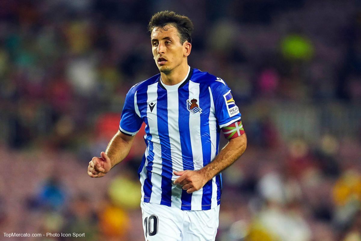 Mikel Oyarzabal, Real Sociedad