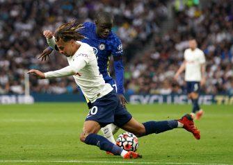 N'Golo Kanté, Tottenham - Chelsea