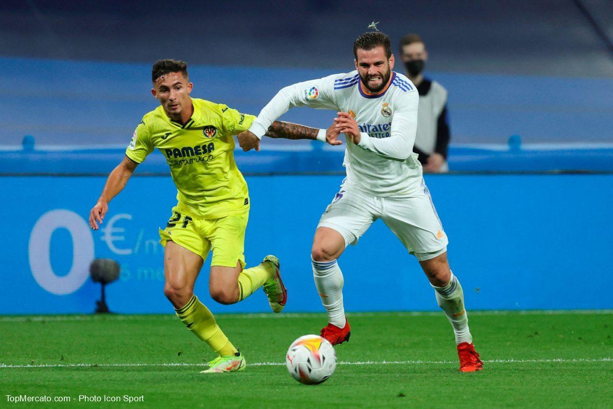 Nacho, Real Madrid-Villarreal