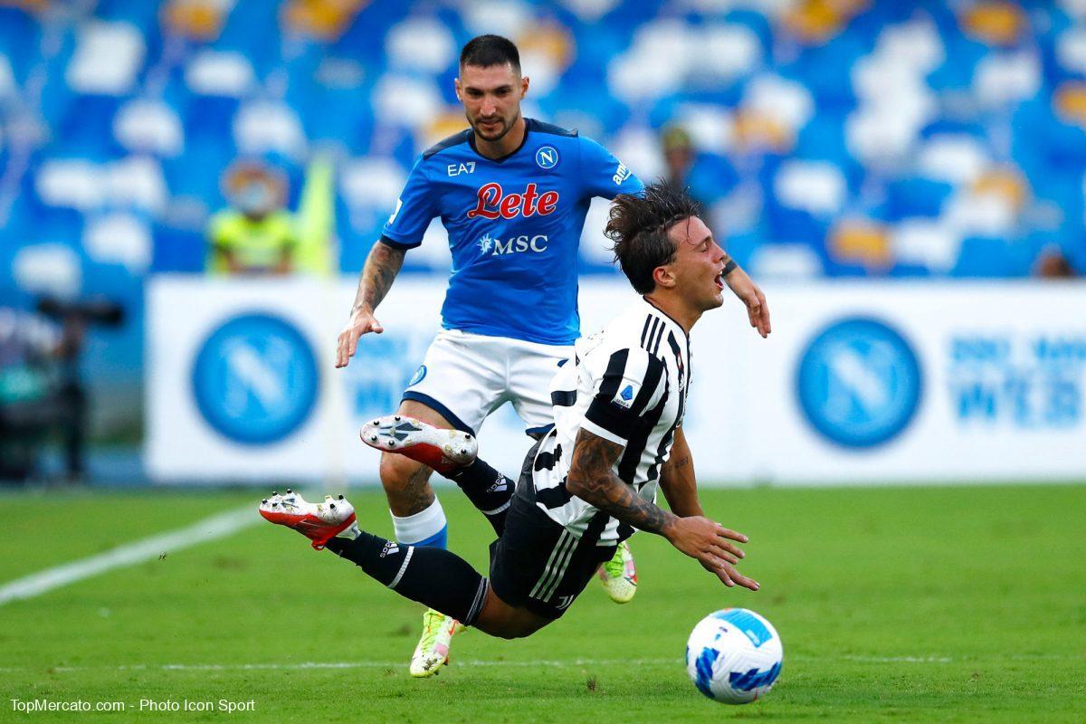 Naples-Juventus Turin