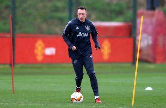 Phil Jones, MU, Manchester United