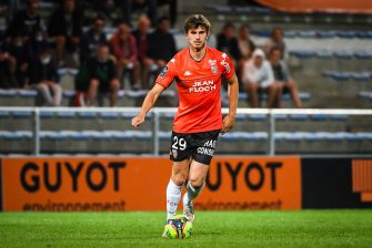 Pierre-Yves Hamel, FCL, Lorient