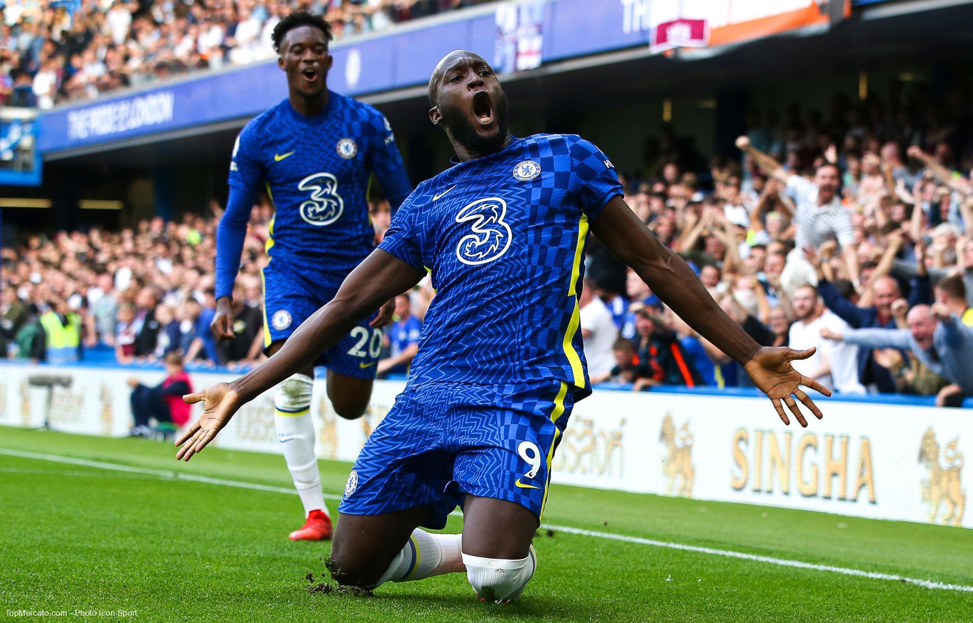 Romelu Lukaku, Chelsea-Aston Villa