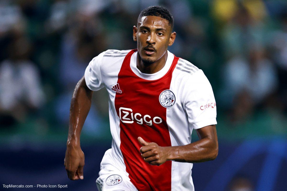 Sébastien Haller, Sporting Portugal-Ajax Amsterdam