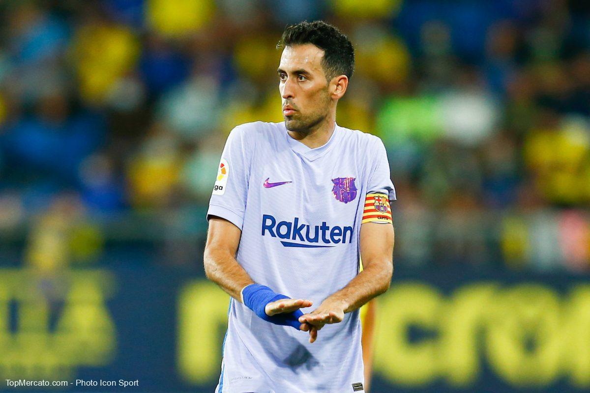 Sergio Busquets, Barça, FC Barcelone