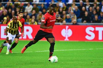 Serhou Guirassy, match Vitesse Arnhem-Stade Rennais FC