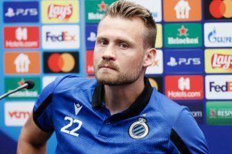 Simon Mignolet, Club Bruges-PSG