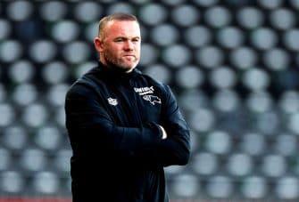Wayne Rooney, Derby County
