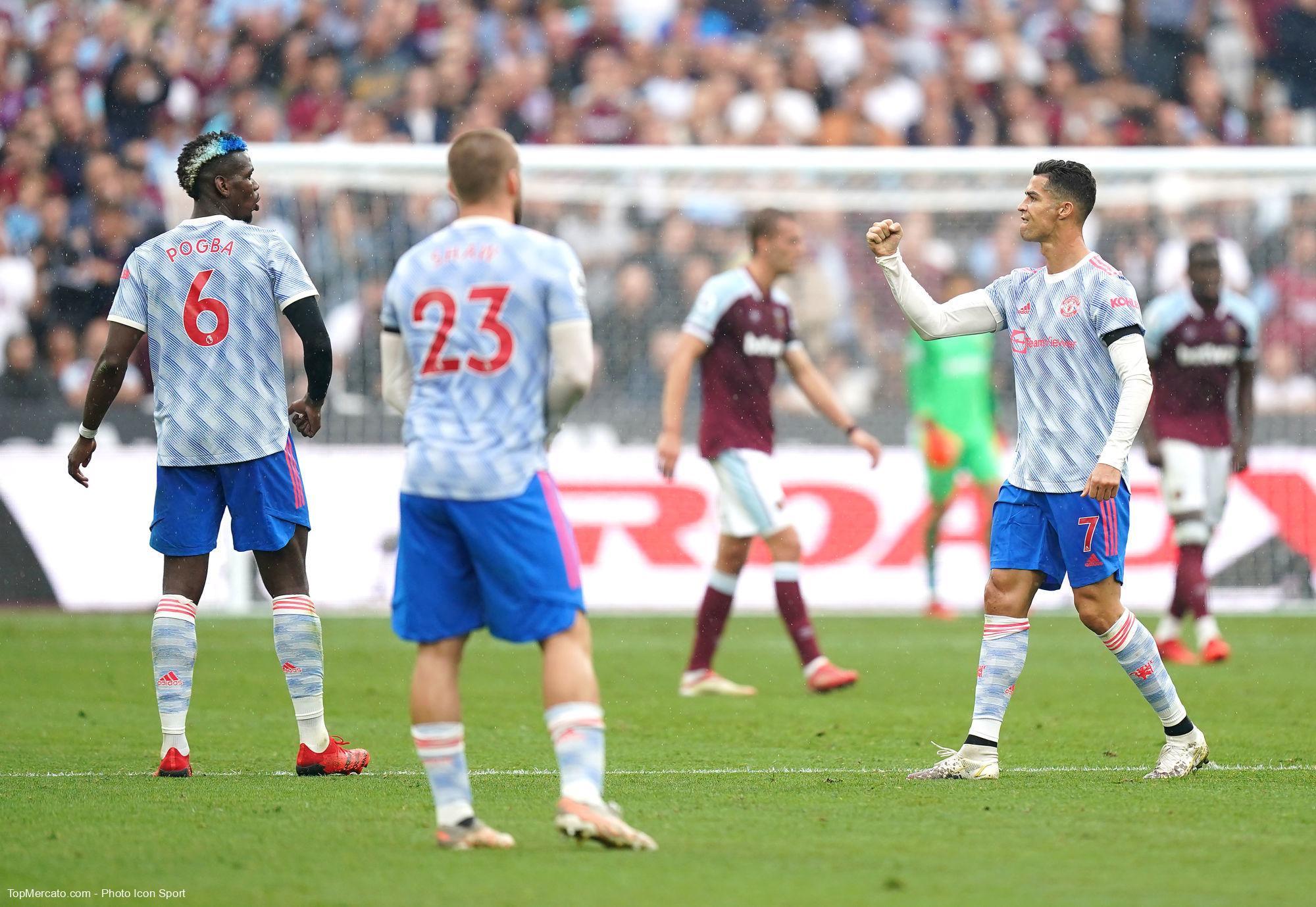 West Ham-Manchester United