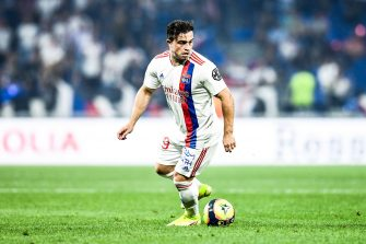 Xherdan Shaqiri, OL Lyon - RCSA