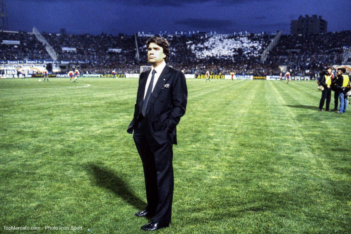 Bernard Tapie, OM, Olympique de Marseille