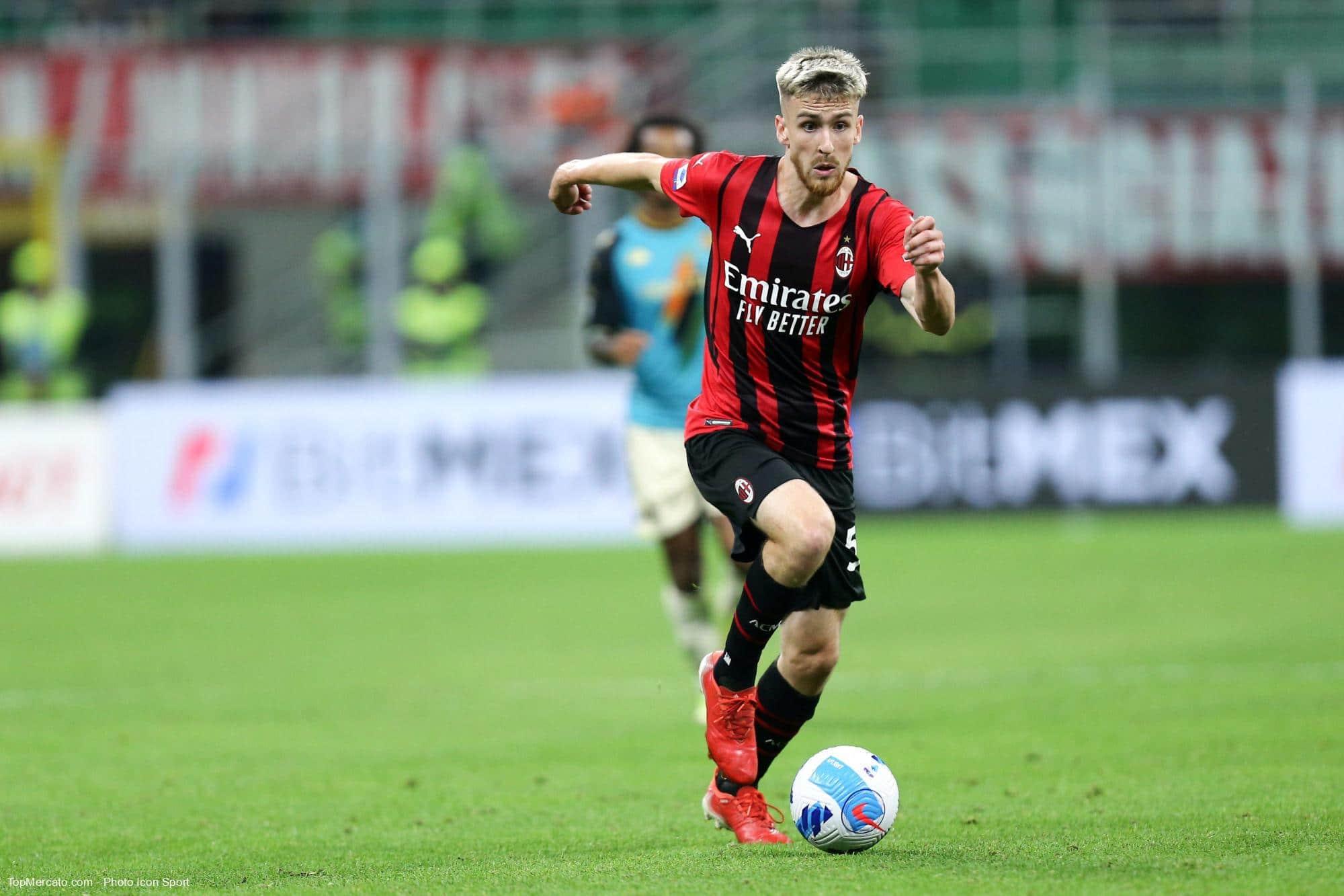 Milan AC : Saelemaekers prolonge jusqu'en 2026